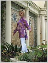 Fotoshooting im VERSACE-Hotel, Dschungel-Camp, Michaela Schaffrath, Schauspielerin, Moderatorin, Australien, Internet, Website, Bilder, Eindrücke