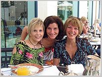 Früstück mit Sylke und Ulli, Dschungel-Camp, Michaela Schaffrath, Schauspielerin, Moderatorin, Australien, Internet, Website, Bilder, Eindrücke