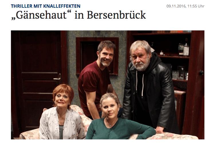 Michaela Schaffrath Gänsehaut Bersenbrück