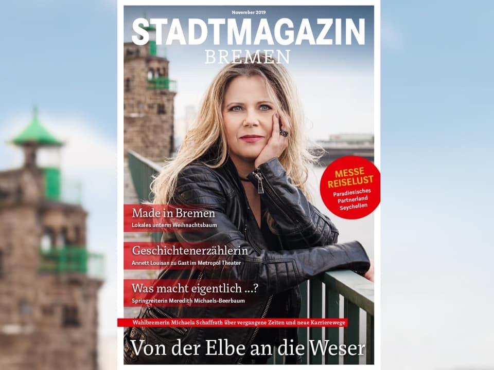 Michaela Schaffrath Stadtmagazin Bremen
