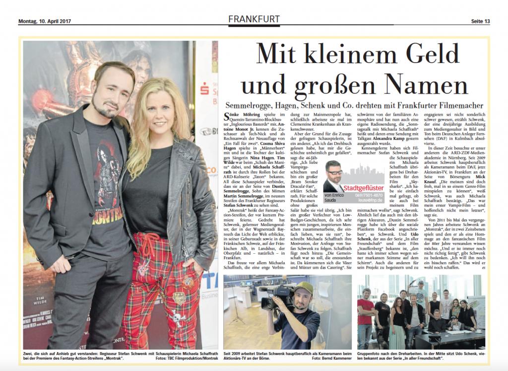 Schaffrath Frankfurter Neue Presse