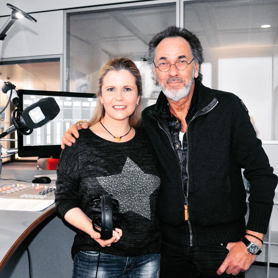 Michaela Schaffrath Hugo Egon Balder Radio38