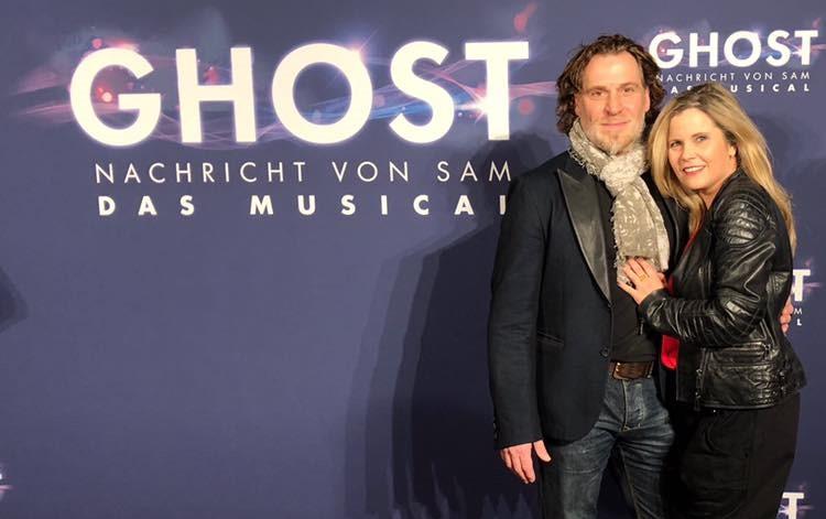 Michaela Schaffrath Premiere Ghost Hamburg
