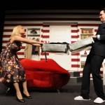 Michaela Schaffrath, Schauspielerin, Theater, Internet, Website, Theaterstück, Zauberhafte Zeiten, Komödie